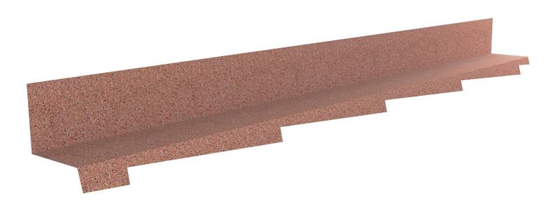 Racord la perete decupat stanga 320 L/H