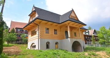 GERARD Shake Dark Silver Bukowina Tatrzańska, dom jednorodzinny