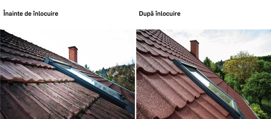 Cele 4 beneficii pe care trebuie să le aibă sistemele pentru înlocuirea acoperişului