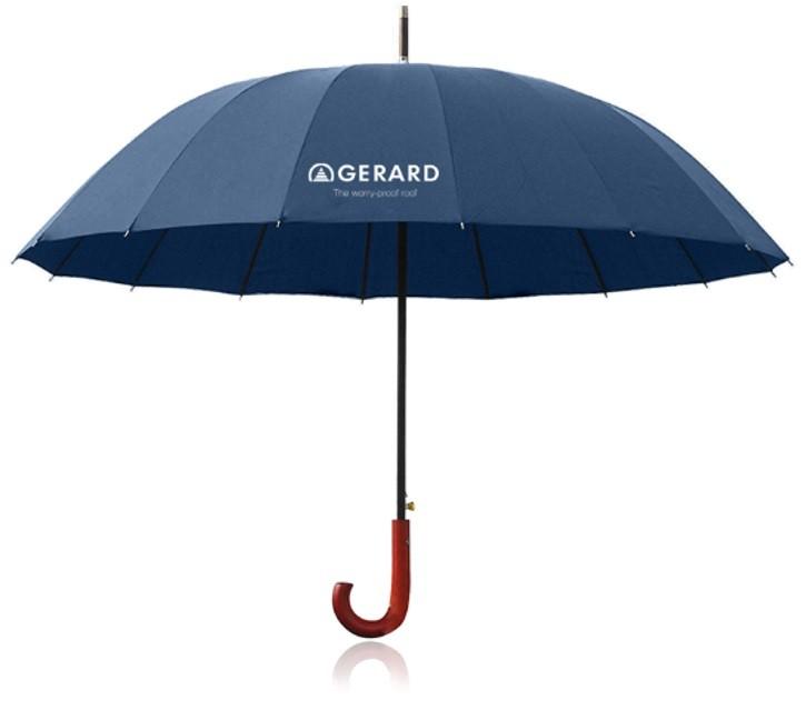 """Regulamentul oficial al campaniei promoţionale """"Câştigă o umbrelă cu GERARD"""""""